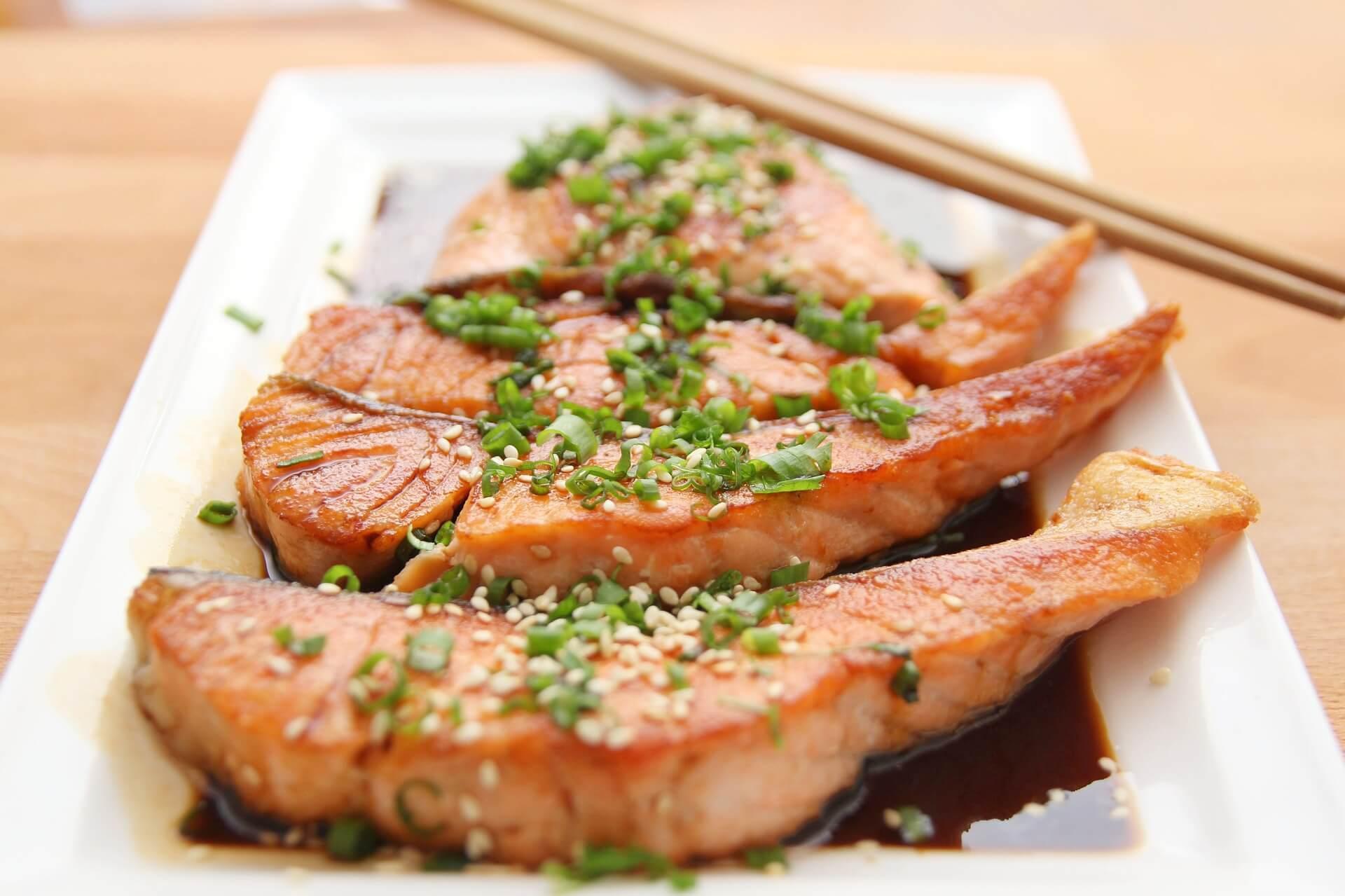 Eat salmon for vitamin b12 deficiency.